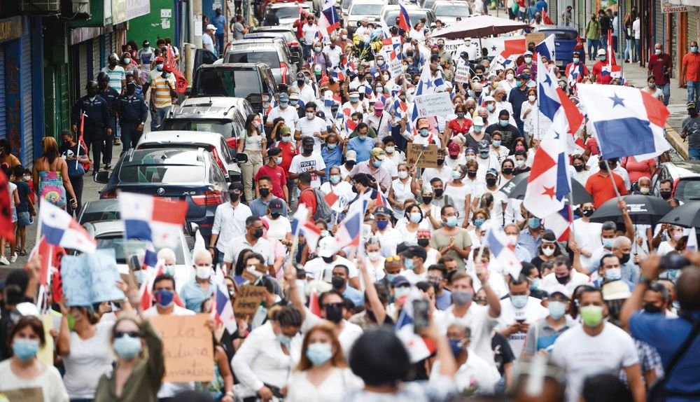 Business chamber convenes judicial observatory in wake of citizen protests Newsroom Panama